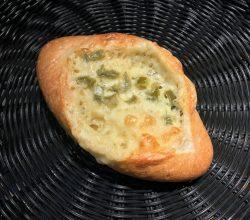 ハラペーニョとチーズのパン