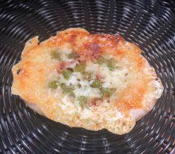 枝豆とトマトのパン