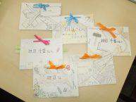 生徒の皆さんから感謝の手紙をいただきました! 【本社】