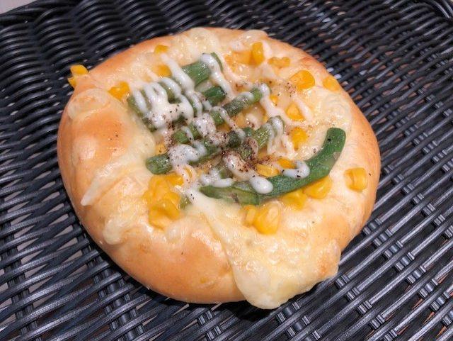 アスパラコーンチーズ